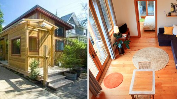 PHOTO: The Pocket House Portland, Oregon – Bedrooms 1 / Sleeps 5 - Starting at $130 per night