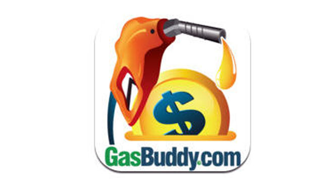 PHOTO: New travel app from the iTunes store; GasBuddy.com
