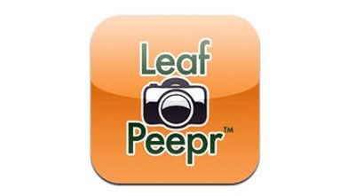 PHOTO: New travel app from iTunes store; LeafPeepr
