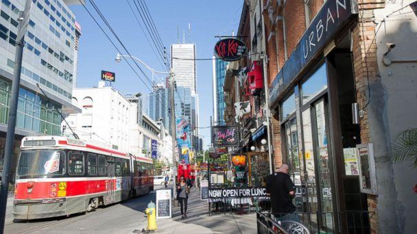 PHOTO: 3. Toronto