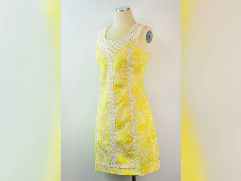 PHOTO: Pictured here is a Lilly Pulitzer dress that retails for $198 but sells for $59.89 at the Unclaimed Baggage Center.