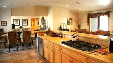 PHOTO: This rental home is on the Las Vegas Strip.