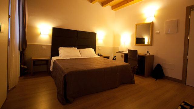 PHOTO: Hotel Villa Costanza, Venice, Italy.