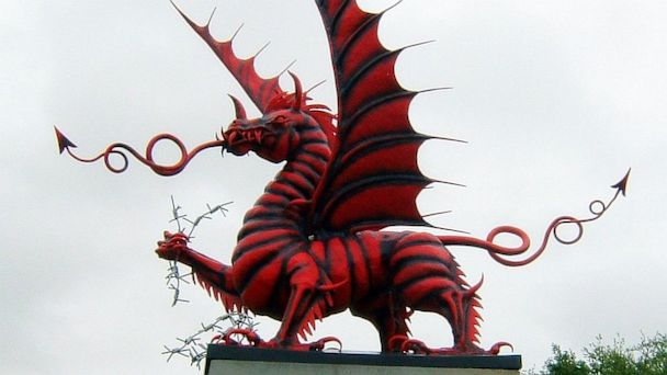 Wales - Welsh Dragon
