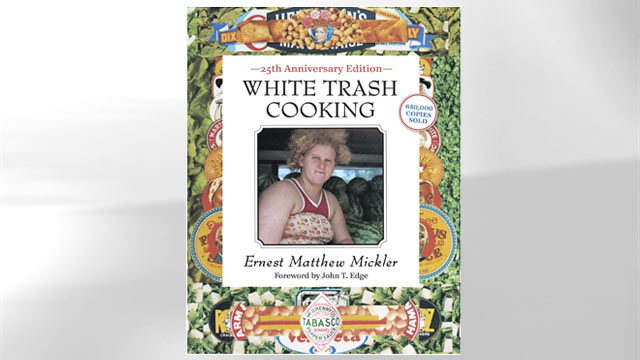 "PHOTO: ""White Trash Cooking,"" a cookbook dedicated purely to white trash and redneck dishes, is now being released as an eBook."