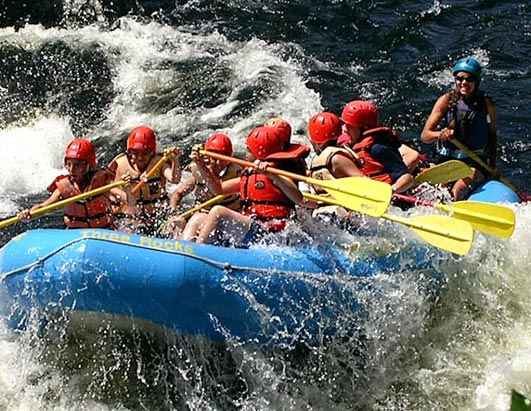 Whitewater Rafting Adventures Across North America