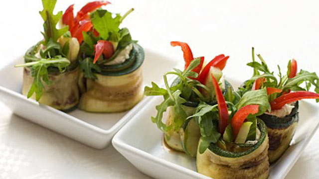 PHOTO: Go Heart-Healthy with Grilled Veggies