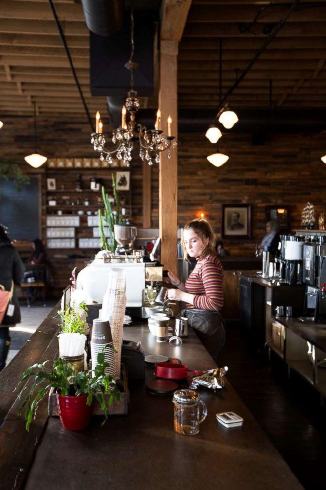 PHOTO: Spyhouse Coffee in Minneapolis.