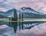 Amazing Mirror Image Landscapes