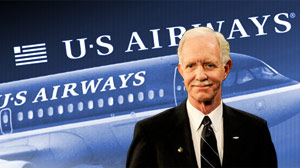"US Airways says Capt. Chesley ""Sully"" Sullenberger will b"