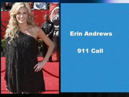 Video: ESPN anchor places 911 call about paparazzi.