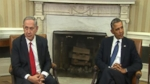 VIDEO: President Obama and the Israeli Prime Minster Talk Russia an