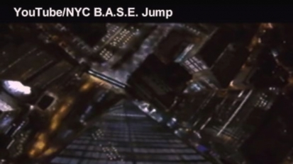 BASE Jumpers Busted for Leap off WTC - See Them Jump