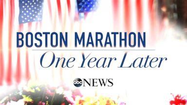 VIDEO: Boston Marathon: A Year Later