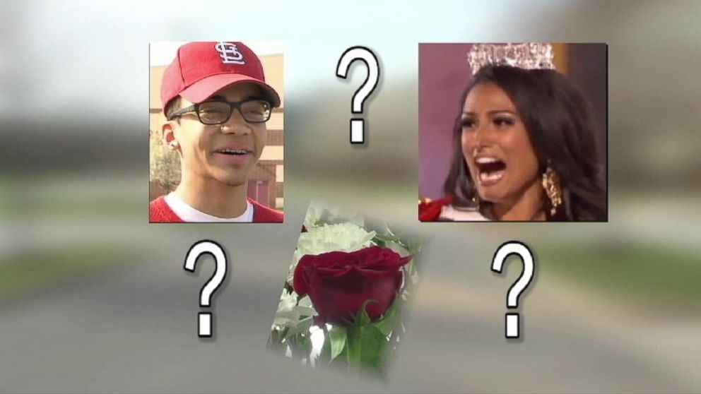Student Suspended After Miss America Prom Proposal