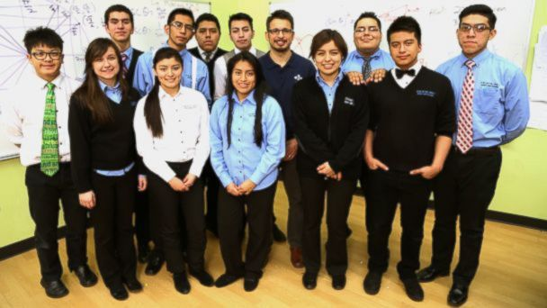 VIDEO: U.S Navy Vet Inspiring Next Generation of Latino Engineers