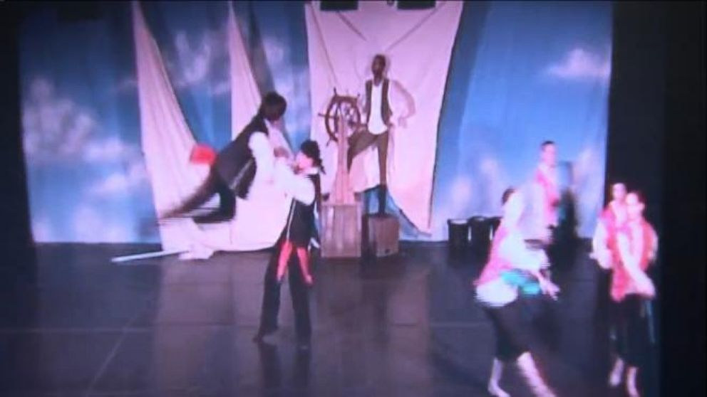 VIDEO: See Bowe Bergdahls Ballet Performance