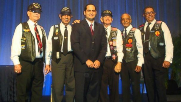 VIDEO: A Soldiers Mission to Honor Segregated 65th Regiment Borinqueneers