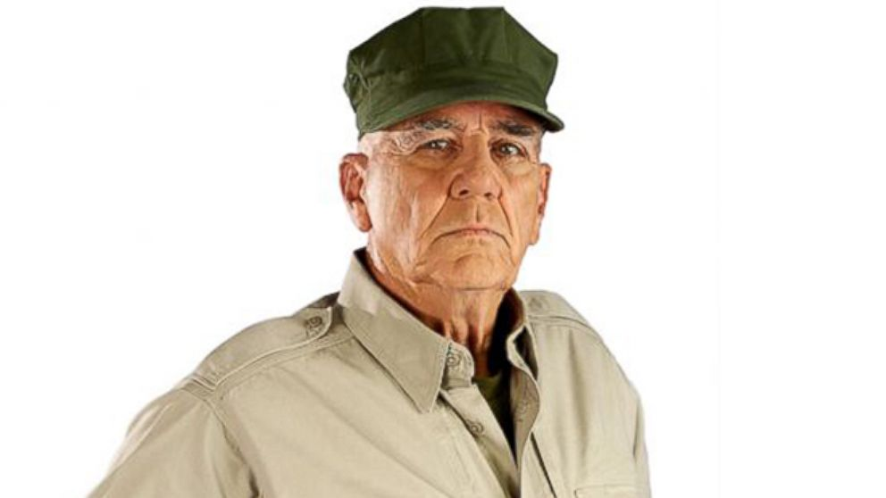 R. Lee Ermey Talks Military, Acting and Reality TV Video ...