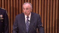 VIDEO: NYC Police Commissioner Not Particularly Happy About White Flag Incident