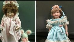VIDEO: Doll Maker Blames Chucky for Creepy Porcelain Doll Stigma