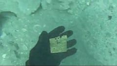 VIDEO: 300-Year-Old Treasure Found Off Florida Coast: Caught on Tape