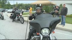 VIDEO: These Bikers Aim to Help Keep the Peace in Fergusson
