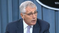VIDEO: U.S. launches more airstrikes into Iraq as Chuck Hagel warns the terrorist group will stage more offenses.