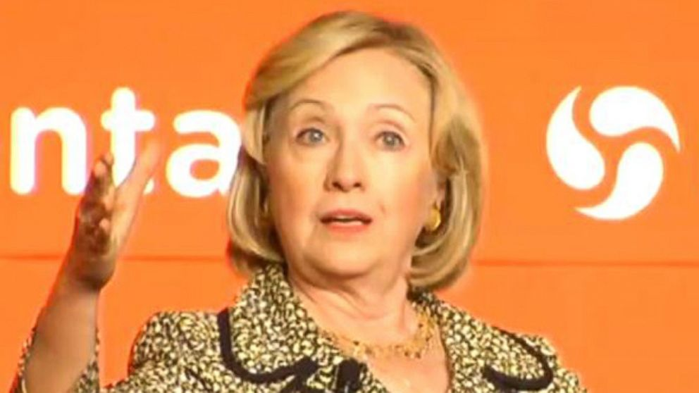 VIDEO: Hillary Clinton Breaks Her Silences on Ferguson Shooting