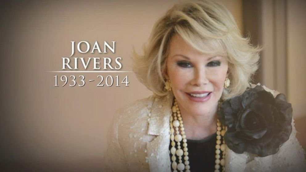 Remembering Joan Rivers Video Abc News