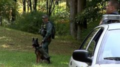 VIDEO: Manhunt for Accused Cop Killer Eric Frein has Residents on Edge