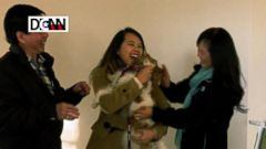 VIDEO: Nina Phams Emotional Reunion With Dog Bentley