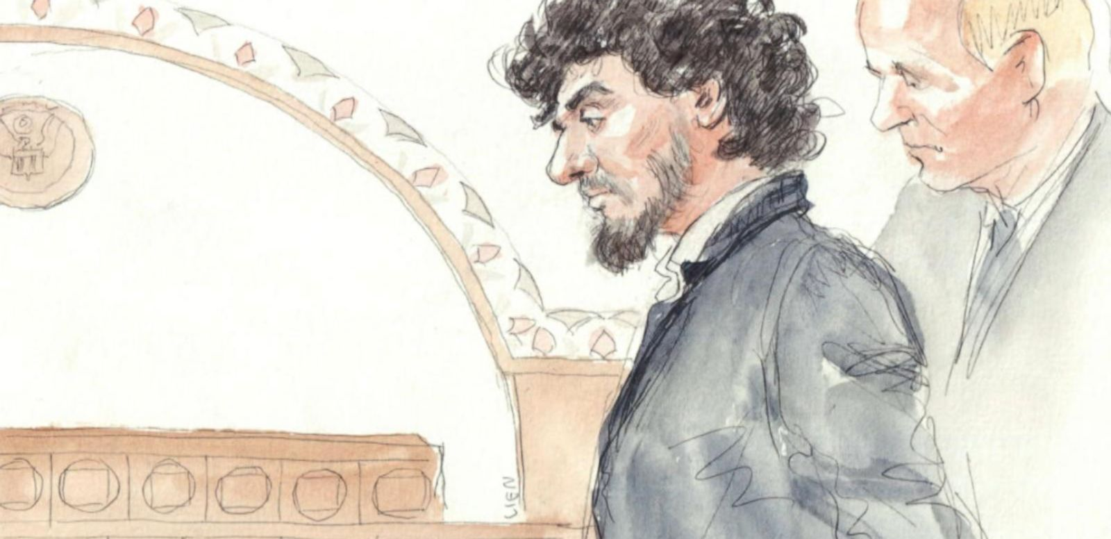 VIDEO: Accused Boston Marathon Bomber Dzhokhar Tsarnaev in Court