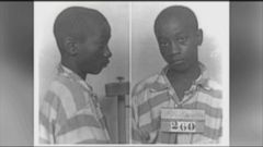 VIDEO: A judge overturns the murder conviction of George Stinney, a black teenager who was sent to the electric chair for the murders of two white girls in South Carolina.
