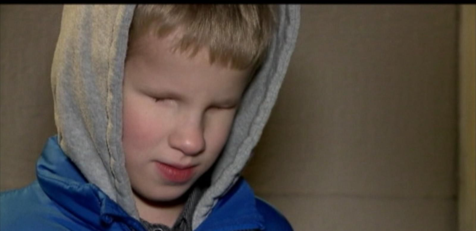 VIDEO: A North Kansas City school is apologizing today after an 8-year-old blind boy's cane was taken away and replaced by a pool noodle.