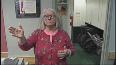 VIDEO: Museum Receptionist Describes Foiling Alleged Child Abduction