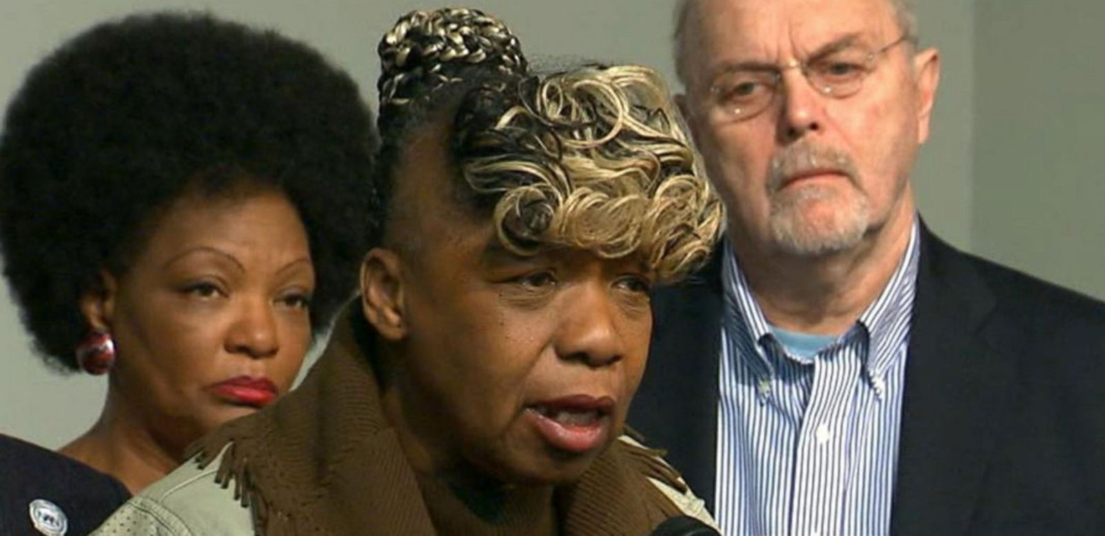 VIDEO: Eric Garner's Mother on Brooklyn Shooting: 'We Are Not About That'