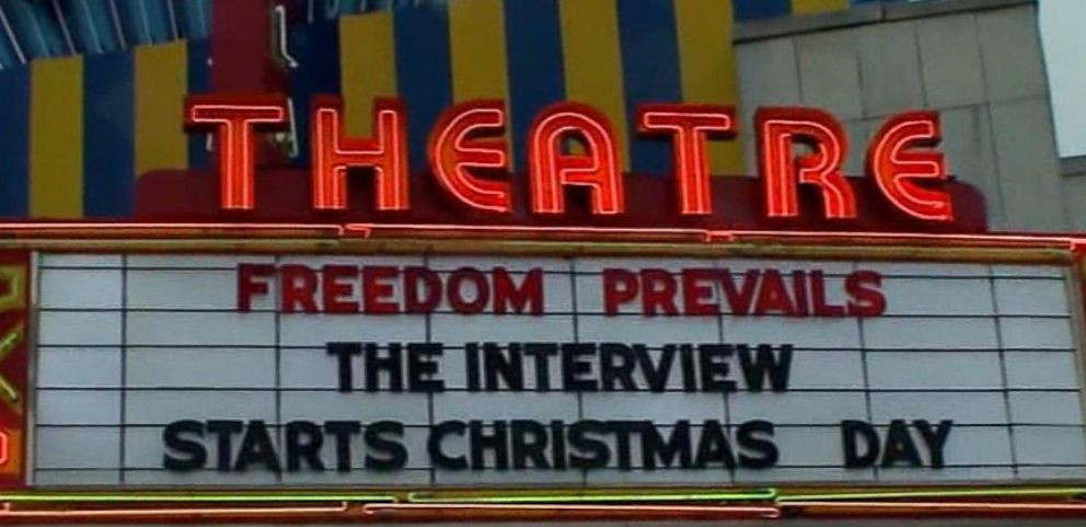VIDEO: Sony's 'The Interview' now live on internet VOD.
