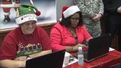 VIDEO: Go Inside NORADs Santa Tracking Headquarters
