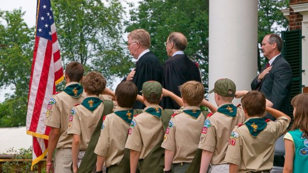144075691 16x9 608 Boy Scouts Prepare to Accept Gay Scouts Jan. 1