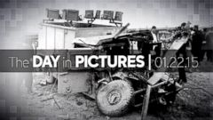 VIDEO: Day In Pictures 1.22.15