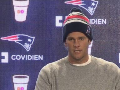 Watch:  Patriots' QB Tom Brady Says He Didn't Alter the Footballs