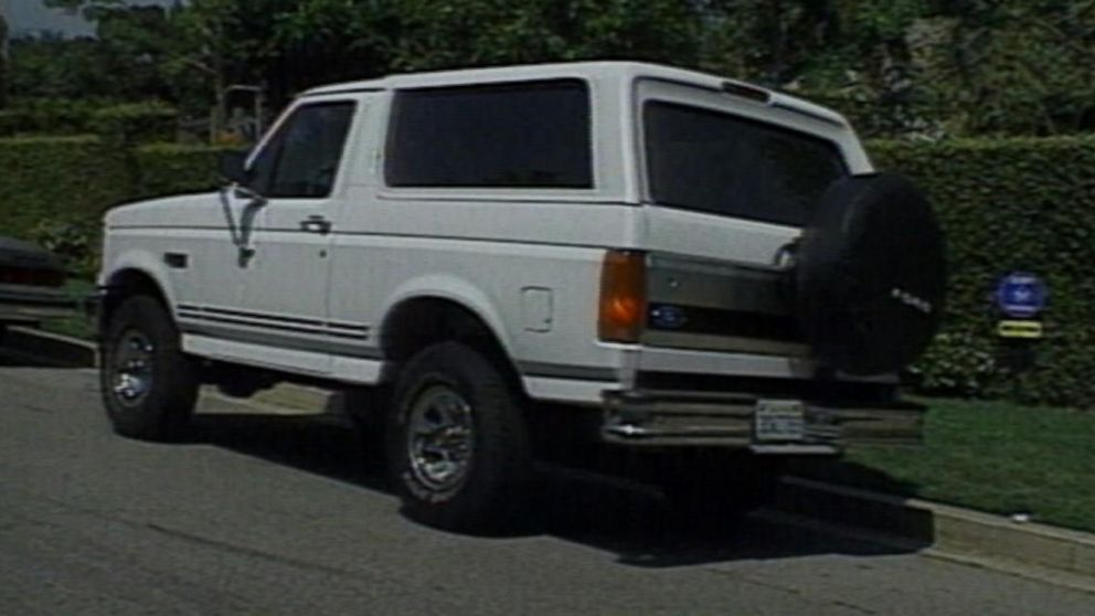 the chase in creative story of ford bronco The bronco chase: 20 years later  share story facebook  joseph r villarin a white ford bronco driven by al cowlings and carrying o j simpson is trailed by police cars as it travels on a.