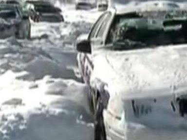 Watch:  Feb. 9, 2013: Over 3 Feet of Snow in Connecticut