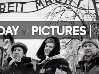 Watch:  Day In Pictures 1.27.15