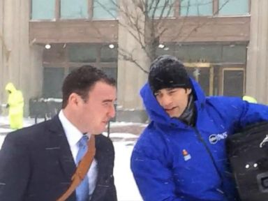 Watch:  ABC News GoStream - Live Look as Blizzard Buries Boston