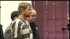 VIDEO: Ronnie Jay Towns, 28, appeared in court today to be charged in the murders of Bud and June Runion.
