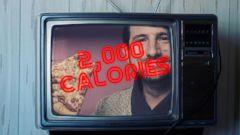 VIDEO: Super Bowl Sundays #1 Eaten Food