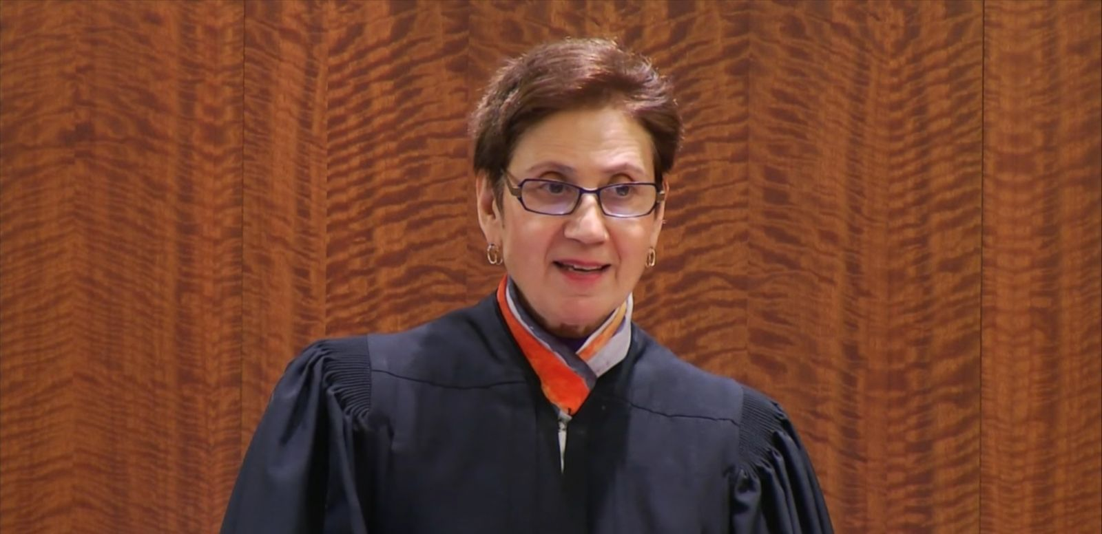 VIDEO: Judge Susan Garsh tells jurors to avoid anything related to the case if they attend Super Bowl gatherings.