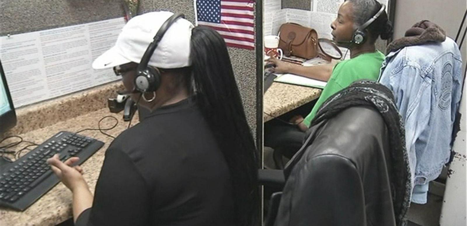 VIDEO: Las Vegas Telemarketer Helps Save Oregon Woman's Life